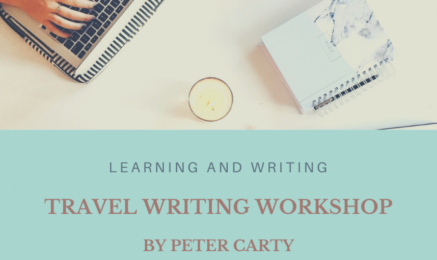 Travel Writing with Peter Carty